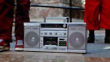 Hip-Hop ist der Beat der Straße - er erklang sogar in der DDR.