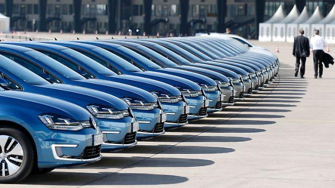 Erfolgsmaschine auf Hochtouren: VW will die 10-Millionen-Marke knacken