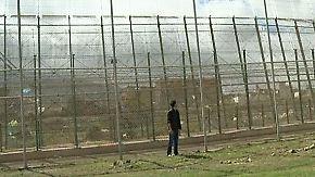 Stadt der hohen Zäune: Erneuter Flüchtlingsstrom trifft auf Melilla