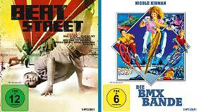 """""""Beat Street"""" und """"Die BMX-Bande"""" sind als DVD und Blu-ray bei Capelight erschienen."""