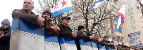 """Wie frei ist das Referendum?: """"Krim-Regierung hat nicht mal Wählerlisten"""""""