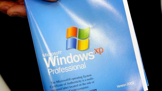 In Softwarejahren gerechnet ist Windows XP ein echter Methusalem.