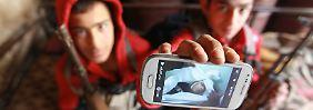 Syrien und der Traum vom Gottesstaat: Sehnsuchtsort für Dschihad-Touristen