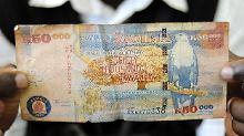 Nebenwirkungen der China-Nachfrage und der Fed-Politik: In Sambia verliert der Kwacha dramatisch an Wert
