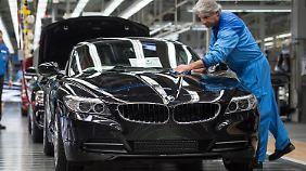 Zwei Millionen Autos verkauft: BMW-Mitarbeiter werden mit Rekordprämie belohnt
