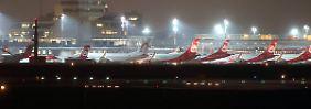 Aktie in Turbulenzen: Will Air Berlin unter das Börsenradar?