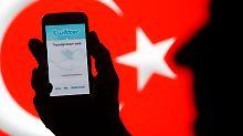 Erdogan schaltet auf stur: Türken pfeifen auf Twitter-Verbot