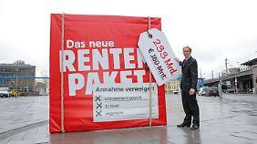 Rentenpaket im Bundestag: Ist die Rente mit 63 gerecht?