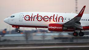 Spekulationen über Spekulationen: Etihad will Air Berlin mit Alitalia verkuppeln