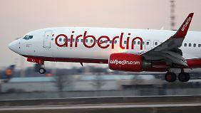 Spekulationen über Spekulationen: Etihad will Airberlin mit Alitalia verkuppeln