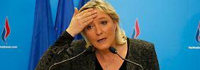 Marine Le Pen will eine neue Gesellschaft in Frankreich aufbauen.