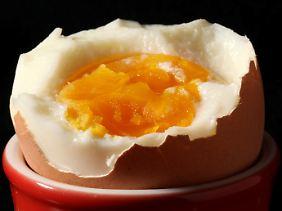 Bio-Eier sind das am stärksten nachgefragte Bio-Produkt.