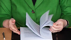 CDU hadert mit stürmischer SPD: Groko zieht 100-Tage-Bilanz