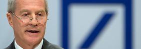Jürgen Fitschen steht vor Gericht: Für die Deutsche Bank geht es um alles