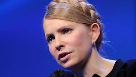 """Böse Worte gegen Putin: Timoschenko """"bereit, dem Dreckskerl in den Kopf zu schießen"""""""