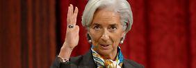 China bekommt mehr Einfluss: IWF feiert 70. Geburtstag mit Reform