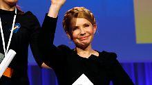 Politikerin mit Gewaltfantasien: Wie wird die CDU Timoschenko wieder los?