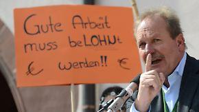 Flüge, Nahverkehr, Kitas, Müllabfuhr: Verdi bestreikt zehn Bundesländer