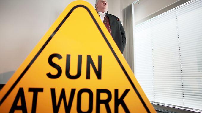 Fast 190.000 Euro Miese: Solarworld hat ehrgeizige Ziele