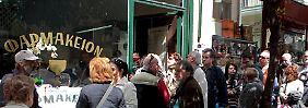 36 Apotheken für 3,5 Millionen Menschen: Apotheker-Streik sorgt für Chaos in Athen