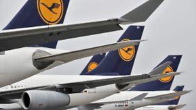 Tausende Flüge auf der Kippe: Lufthansa-Piloten streiken drei Tage lang