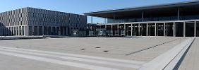 2016 oder doch erst 2017?: BER-Eröffnung könnte sich weiter verspäten