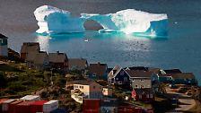 Gletscher in allen Teilen der Welt ...