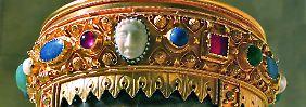 Bisher galt der Kelch der Infantin Doña Urraca als Werk des 11. Jahrhunderts.