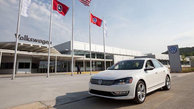 Ausgebremste Ambitionen: US-Automarkt bleibt für VW ein schwieriges Pflaster