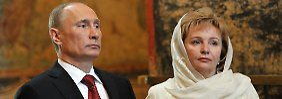 Ehe-Aus nach 30 Jahren: Wladimir und Ljudmila Putin sind geschieden