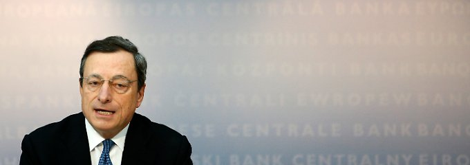 Energische Markteingriffe: Mario Draghi verantwortet ein Paket an teils nie dagewesenen Maßnahmen.