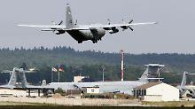 Ramstein ist das Hauptquartier der US-Airforce in Europa.