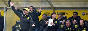 6 Lehren des 29. Spieltags: Guardiola rotiert ins Verderben, Klopp zaubert