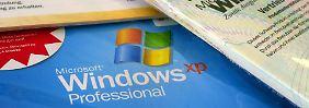 Gefundenes Fressen für Hacker: Windows XP wird ab 8. April zum Sicherheitsrisiko