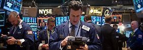 Nasdaq führt Erholung an: Wall Street kommt zurück