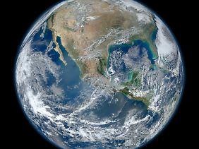 Meerwasser gibt es auf der Erde genug - im Gegensatz zum Öl.