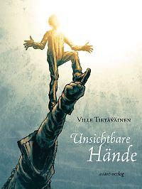 """""""Unsichtbare Hände"""" ist bei Avant erschienen, 216 Seiten im Hardcover-Großformat, 34,95 Euro."""