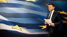EZB-Versprechen im Rücken: Anleger reißen sich um Hellas-Bonds