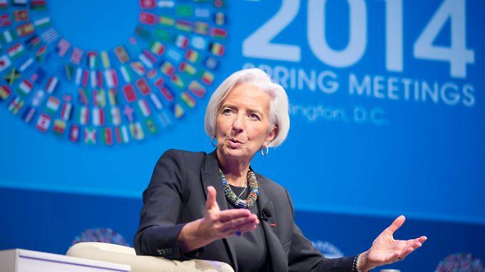 Frühjahrstagung von IWF / Weltbank: Deflationsgefahr und Ukraine-Krise trüben positive Prognose