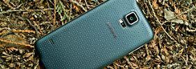 Neue Smartphones überzeugen nicht: Galaxy S5 besser als Galaxy S6