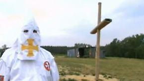 Drei Tote in jüdischen Zentren: Täter ist offenbar ehemaliger Ku-Klux-Klan-Anführer