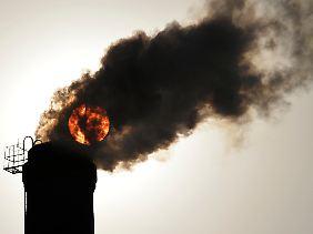 In den vergangenen zehn Jahren hat die Menschheit schon gut ein Drittel ihres CO2-Budgets bis 2050 verbrannt.