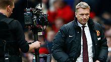 Giggs übernimmt als Spielertrainer: Manchester United feuert Trainer Moyes