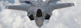 """""""Abrüstung"""" nach US-Budget: Lockheed Martin fliegt der Umsatz weg"""