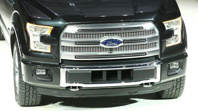 Ford-Verkaufsschlager in den USA profitieren vom Radikalumbau des Konzerns.