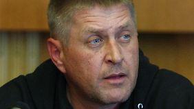Nervenkrieg in der Ost-Ukraine: Separatisten stellen Freilassung des OSZE-Teams in Aussicht