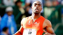 Usada halbiert Dopingsperre: Gedopter Tyson Gay verliert Olympia-Silber