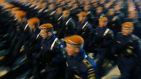 Affront gegen den Westen: Putin will auf der Krim an Militärparade teilnehmen