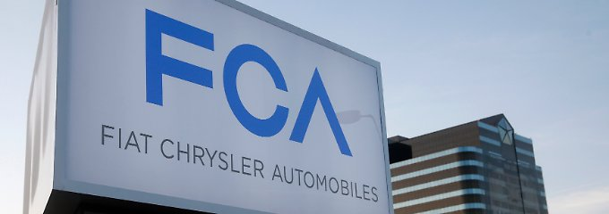 Fiat Chrysler hat ein ehrgeiziges Absatzziel.