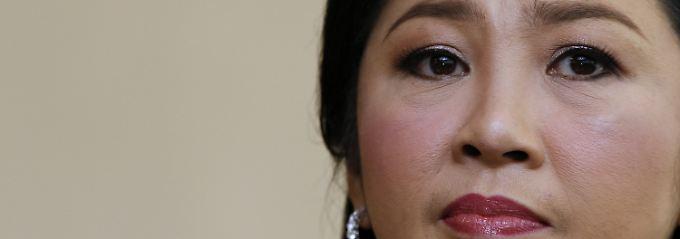 Yingluck hatte im Jahr 2011 den Posten als Regierungschefin übernommen.